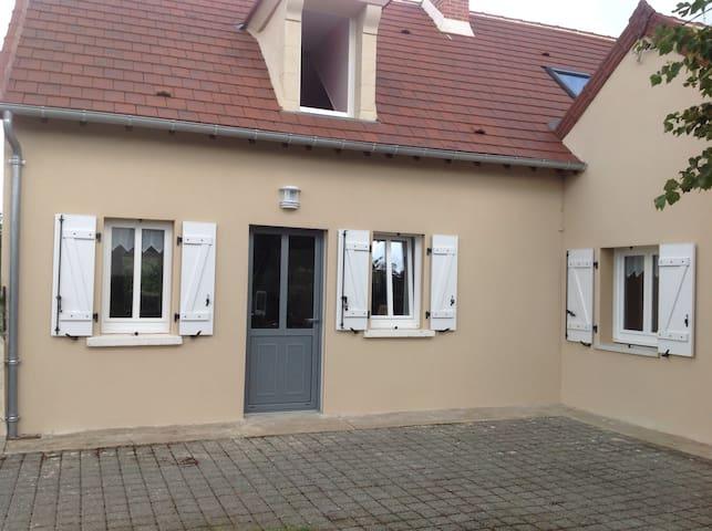 Maison  idéale pour we ou vacances - Mouron-sur-Yonne - House