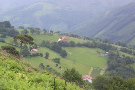 Casa en paraje rural - Ezkurra