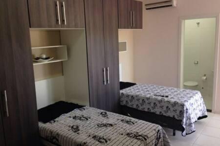 Kitnet inteira mobiliada e decorada