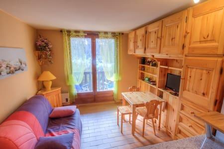 Appartement studio montagne - La Colmiane - Wohnung