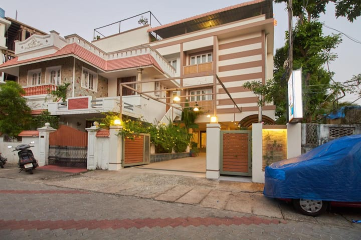 Serviced Apartment at Fort Abode