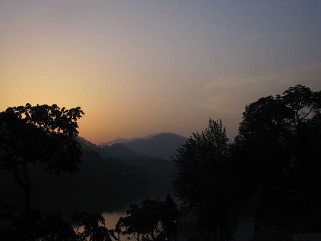 Himalayan Lakeside Guesthouse - Bhimtal - House
