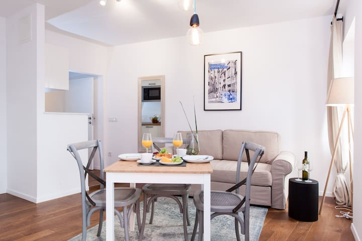 Modernly furnished one bedroom apartment, Rovinj