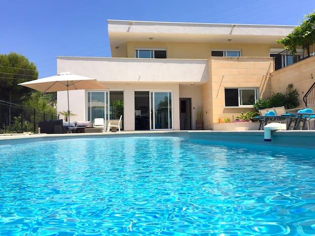 Californian Villa 6 br in Nice - Nice - Rumah