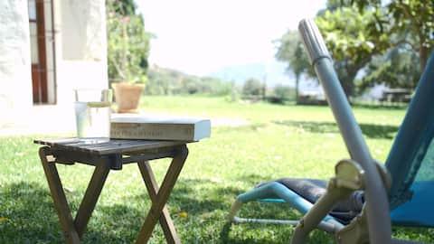 Cozy Studio & Sunny Garden.SPECIAL PRICE LONG TERM