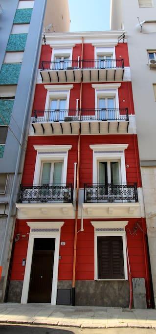 Casa ammiraglio appartamenti in affitto a palermo for Appartamenti in affitto a palermo arredati