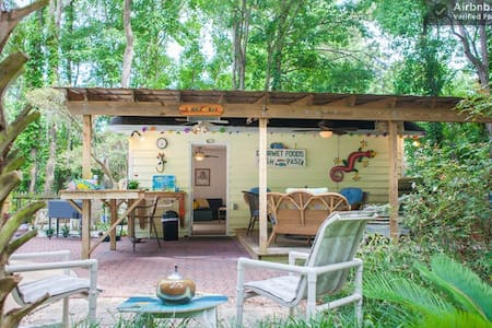 Guest House near beach and Historic Charleston. - Mount Pleasant - Bed & Breakfast