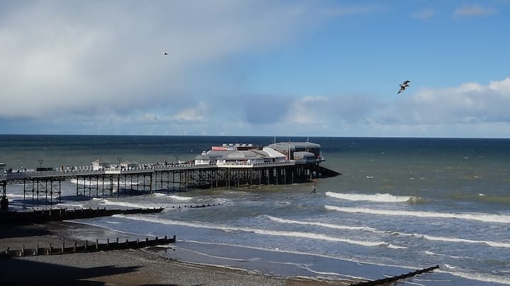 Spacious Cromer Apartment By The Sea, Norfolk