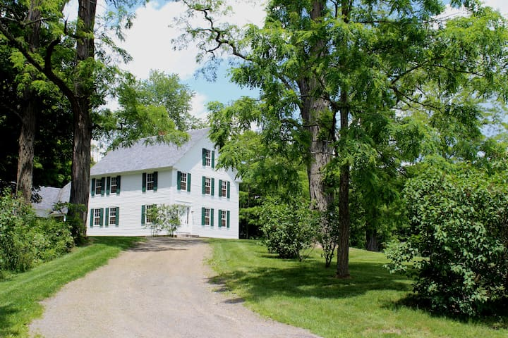 The 1840 Dutton Farm House  - Dummerston