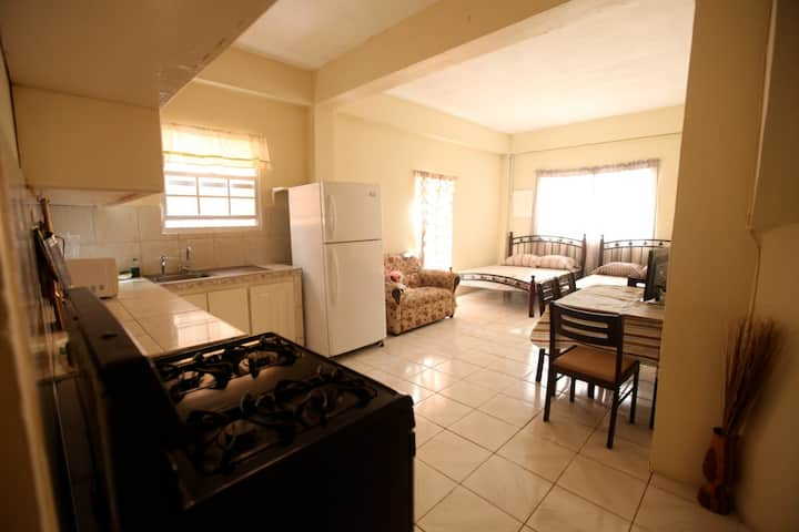 2 Bedroom Apartment (with 5 beds)