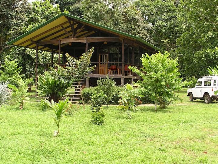An Organic Farm and Eco-Retreat