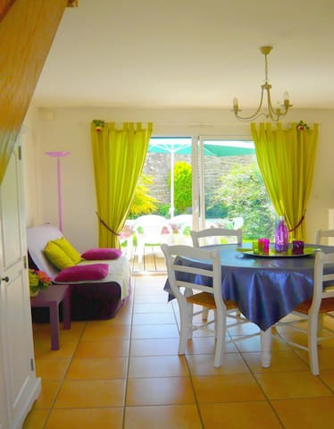 """""""L'Elégante"""" adorable petite maison - Plougoumelen"""