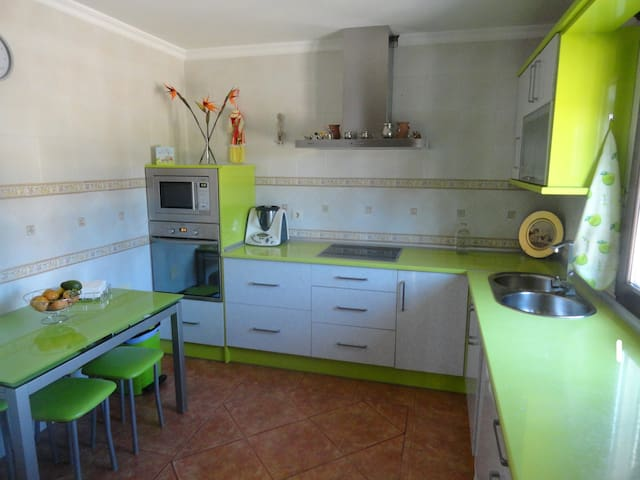 CASA RURAL CON ENCANTO, PISCINA E HIDROMASAGE - Andújar - Huis