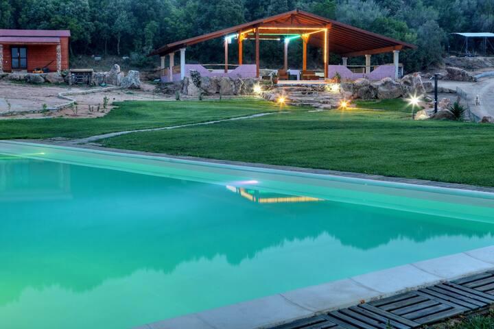Clima House Sardinia Lodge  - Olbia Tempio - Appartement