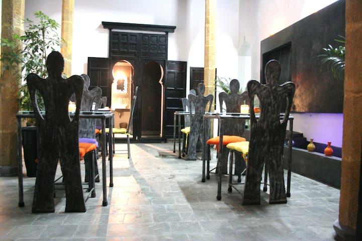Riad Charm Azemmour  - Azemmour - Dům