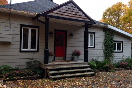 Cozy lakeside cottage - Wentworth-Nord