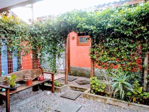 Studio aconchegante no Ganesha Residence/ Campeche