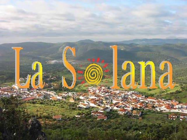 House La Solana - Villaharta (Córdoba) - Huis