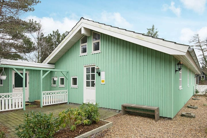 Gorgeous Holiday Home in Hemmet with Terrace