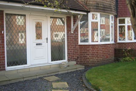 Spacious open plan house near coast - North Shields - 獨棟