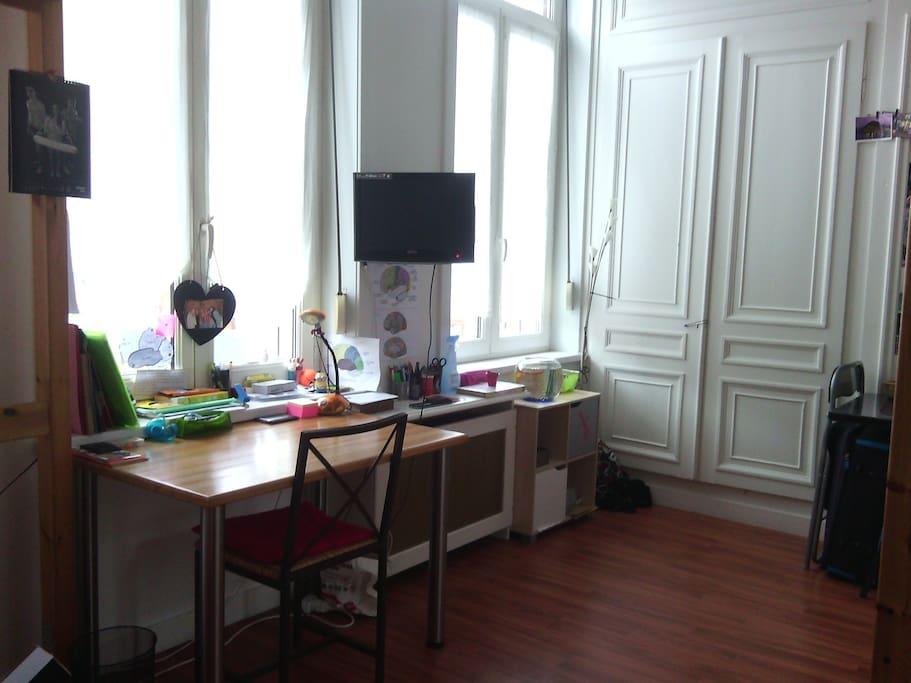 studio tudiant proche de lille appartements louer loos nord pas de calais france. Black Bedroom Furniture Sets. Home Design Ideas