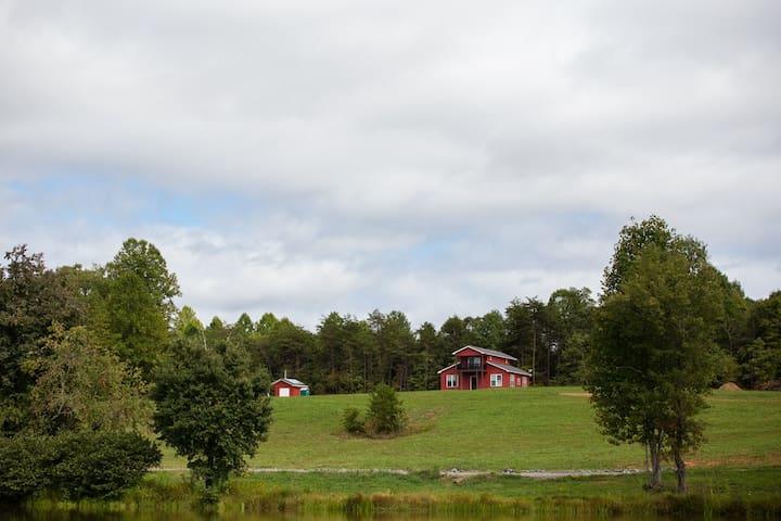 Luna's Trail - Westfield - Haus