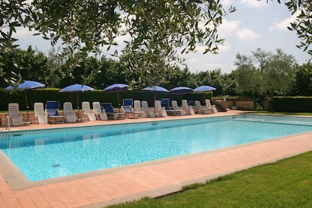 Rielli - Rielli 4, sleeps 4 guests in Capranica - Capranica