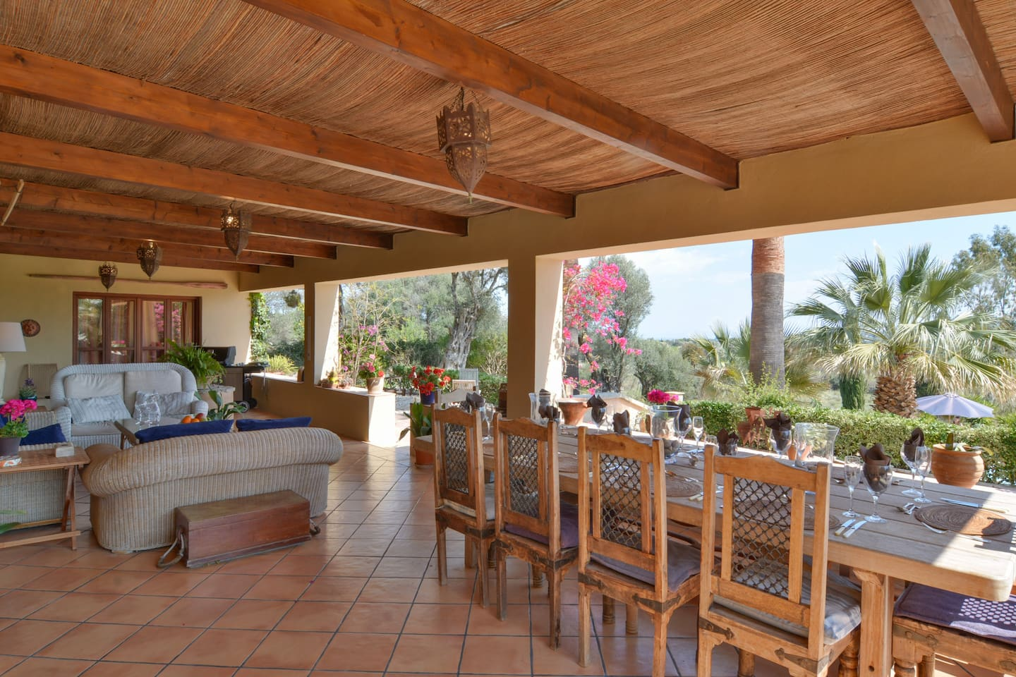Villa Tonelagee with pool and gardens - Villas for Rent in Selva ...