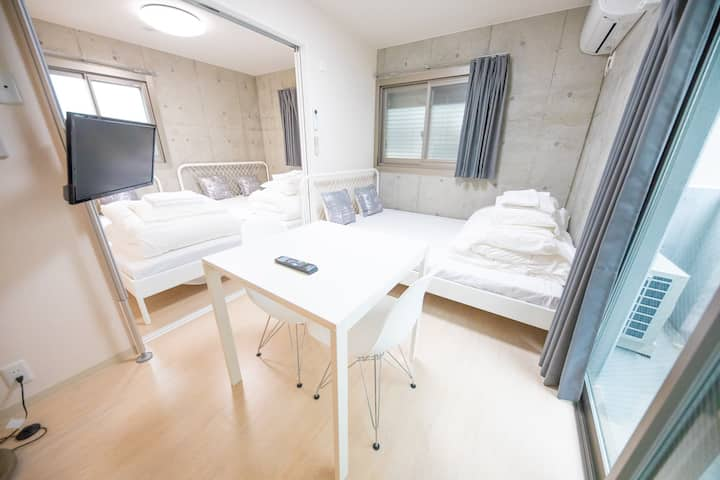 Shinjuku10min by train new apartment Max 5 ppl 203