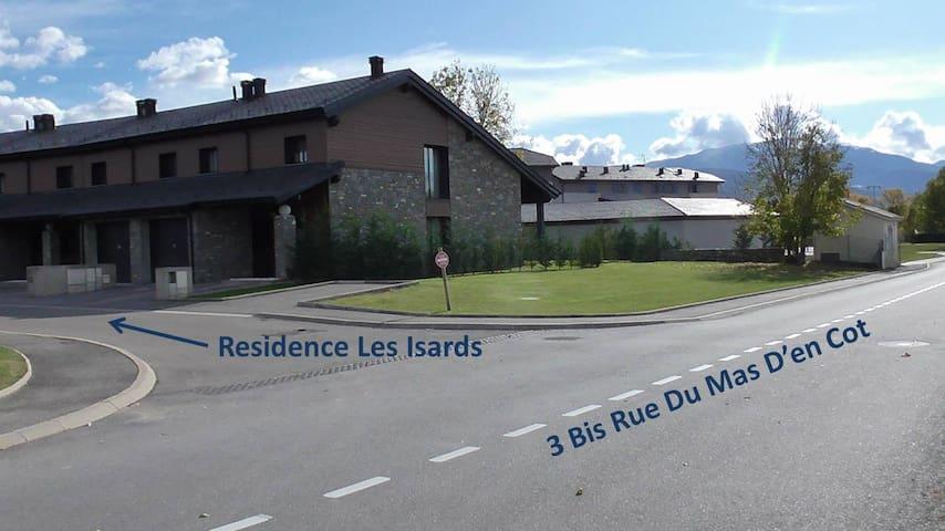3 Bis Rue Du Mas D'en Cot