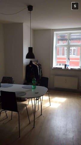 Centralbeliggende lejlighed i Odense C - Odense - อพาร์ทเมนท์
