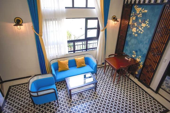 @BlueFlora-Entier place , 70m2 Dist.1 W 2 Bedrooms