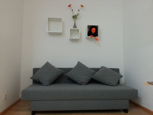 Sonniges Studio, 18m²