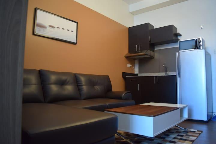 Cozy Entrata Condominium - (ไม่ทราบ)