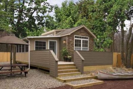 Luxury Park Model Cottages  - Cabin
