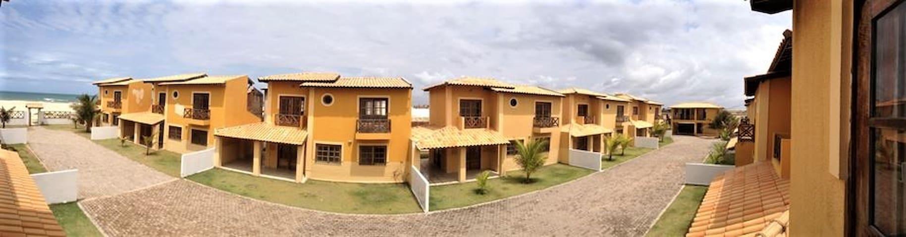 Casa na praia da Taíba para aluguel de temporada
