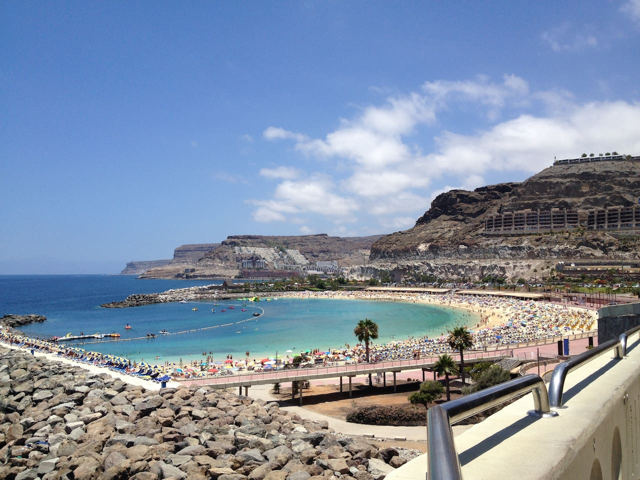 Beach - Playa de Amadores