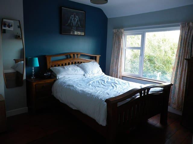 Stylish double room - Cork - Hus