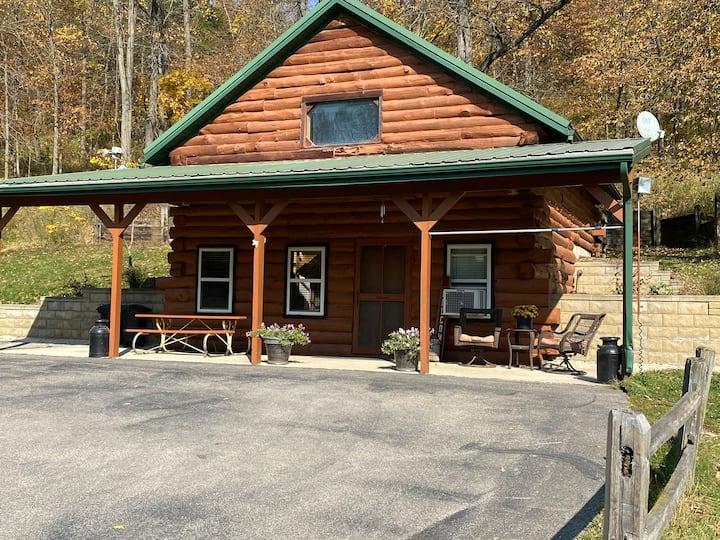 The Railway Lodge 134 Beulah Lane  Mcgregor IA