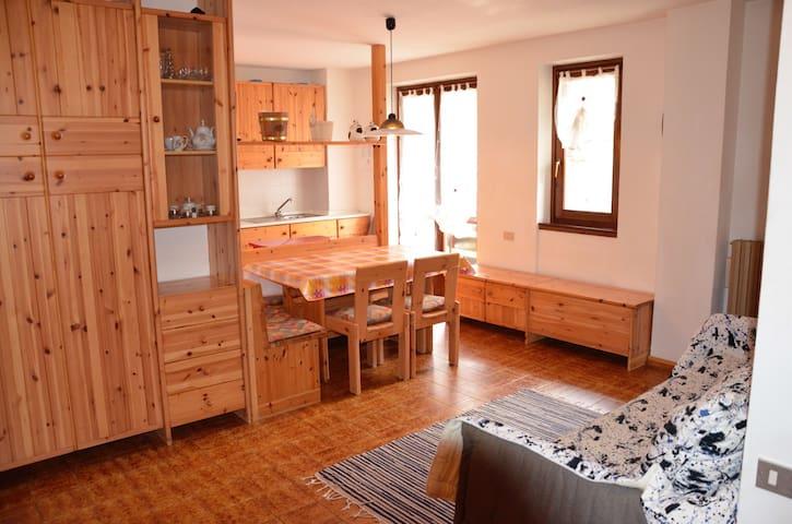 Splendido appartamento a Madesimo - Pianazzo - Apartment