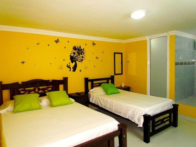 Apartamento Arena – SMR236A - Santa Marta - Apartment
