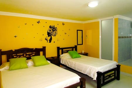 Apartamento Arena – SMR236A - Santa Marta - Leilighet
