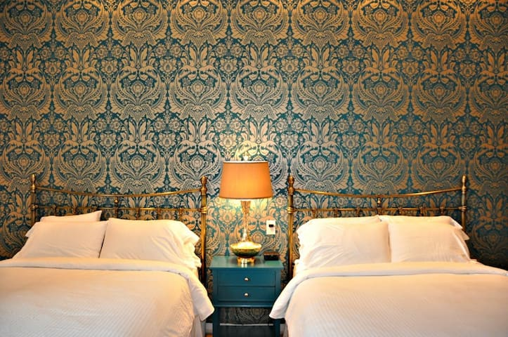 The Harkness Hotel - The Gold