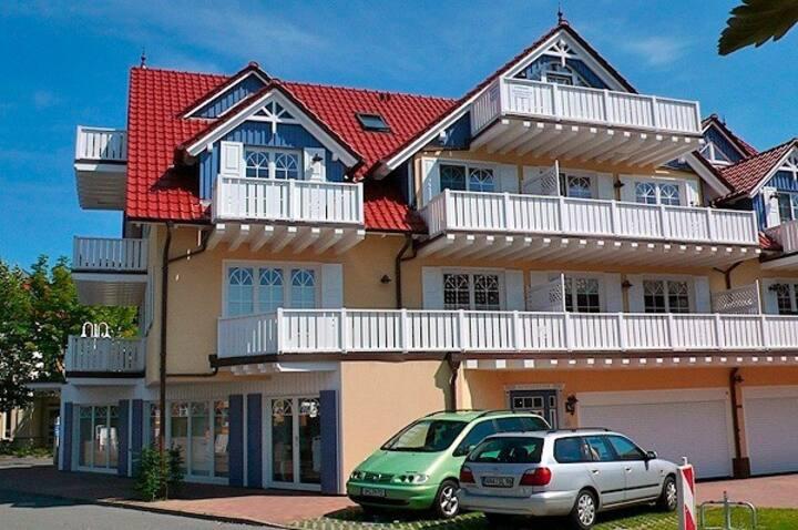 Ferienwohnung/App. für 2 Gäste mit 46m² in Zingst (21796)