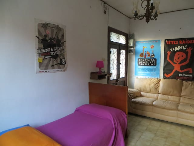Spacious room close to the center - Padua - Haus