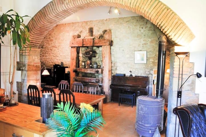 ROOM IN THE MEDITERRANEAN FOREST - Òrrius - Haus