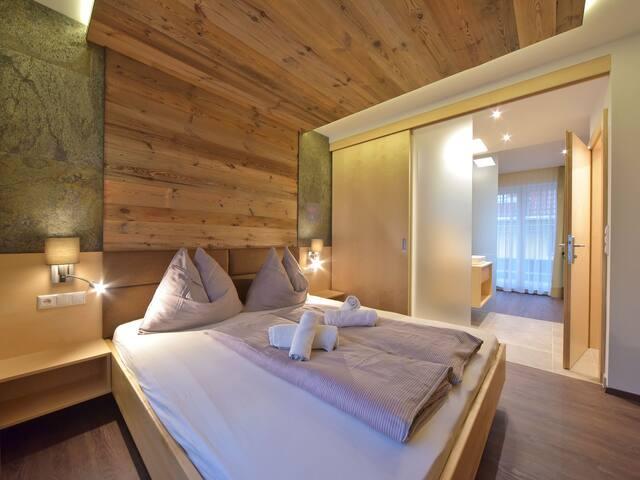 unsere gemütlichen kuscheligen Zimmer , einfach gut schlafen in unserer Pension am Millstätter See in Seeboden