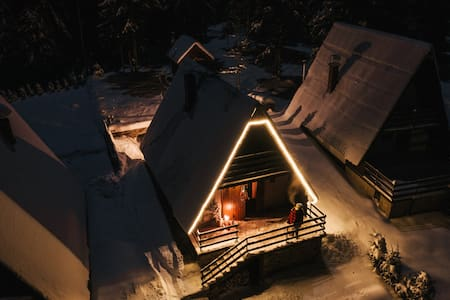 Planinska koliba Tara