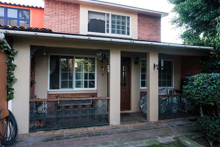 The garden Cottage - Naucalpan - Haus