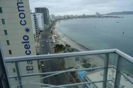 Departamento Vista al Mar  Malecón - Salinas - Wohnung
